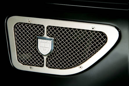 Lexani Land Rover Range Rover Sport Side Vents
