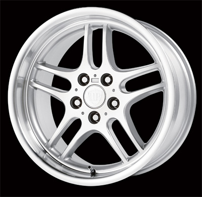 Wheel Replicas BMW Parallel Silver 1122s