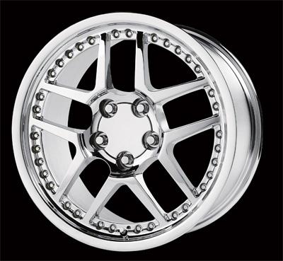 Wheel Replicas Z06 Chrome 1133c