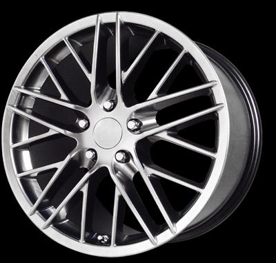 Wheel Replicas 2009 Corvette Zr1 1157s Wheels Jk