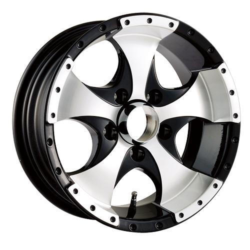 Ion Alloy Trailer Wheels 136 Series 5 Lug