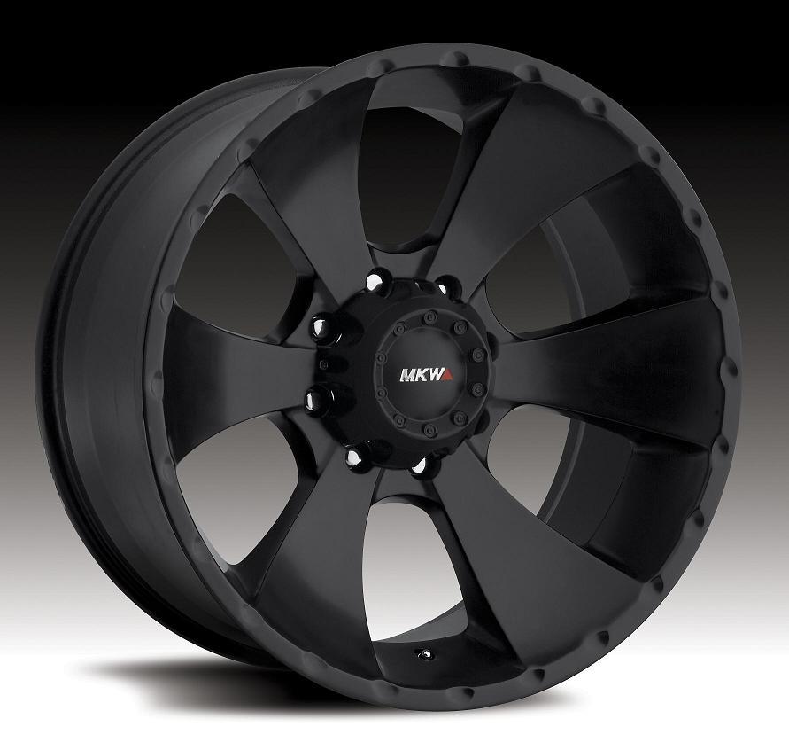 Off Road Rims And Tires Package >> 22 Mkw M19 8 Lug Package Wheels Jk Motorsports