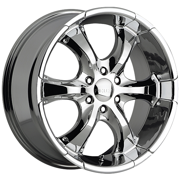 """Cheap Rims And Tires Package >> 24"""" Akuza Road Concepts Series 437 Chrome Package : Wheel and Tire Packages : JK Motorsports"""