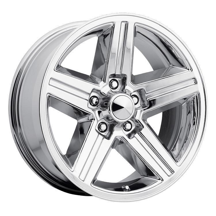 Wheel Replicas Chrome Iroc