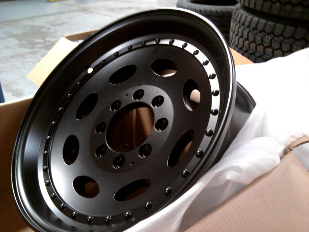Vision Heavy Hauler 81 Matte Wheels Jk Motorsports
