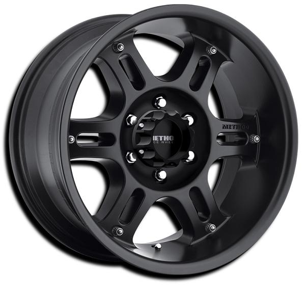 Method Race Wheels Split Six 303