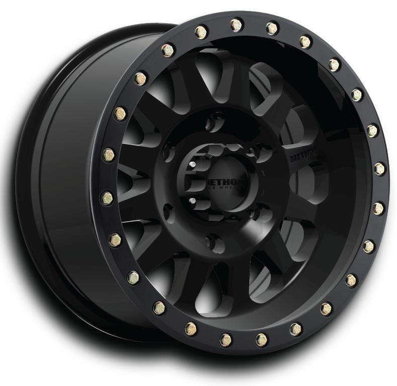 Method Race Wheels Double Standard 304