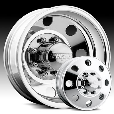 American Eagle Wheels 20 Quot Dually 0589 Dually Wheels