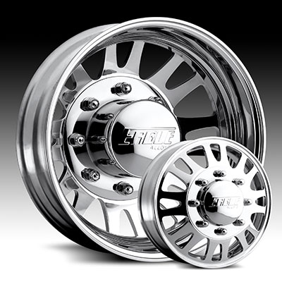 """American Eagle Wheels 20"""" 0569 Dually"""
