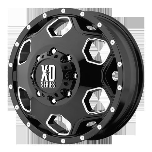 XD Series Crux Series 814 Dually 17""