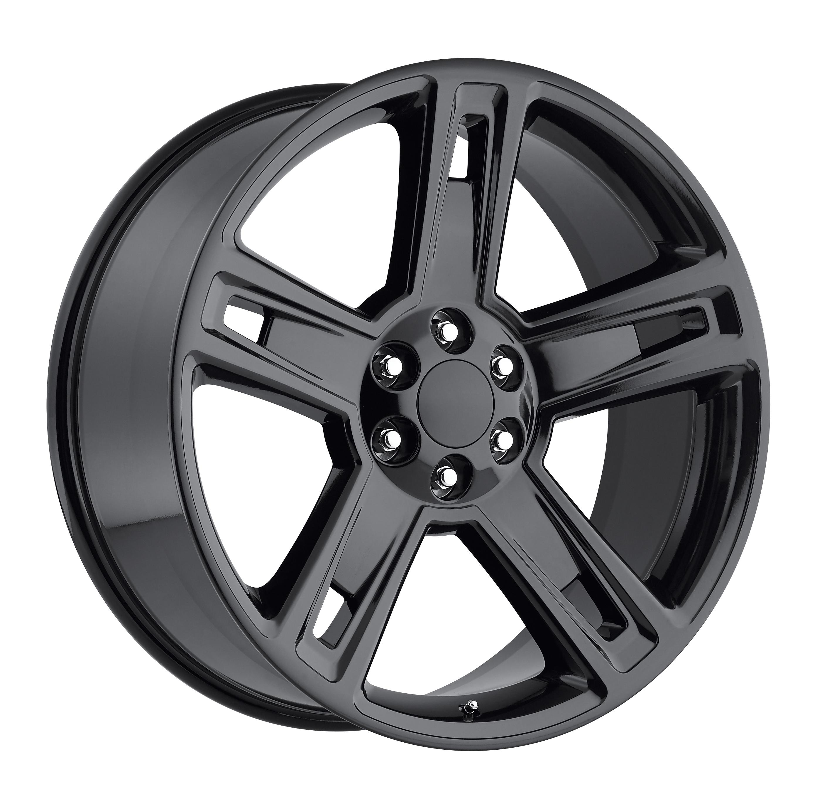rim stock wheel wheels silverado bbb hol factory chevrolet gloss oem replacement rims used a chevy black