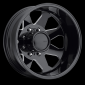 "American Eagle Wheels 20"" 059 Dually  Gloss Black Milled Windows"